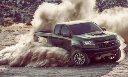 La nueva Chevy Colorado ZR2 es una todo terreno como pocas  [Vídeo]