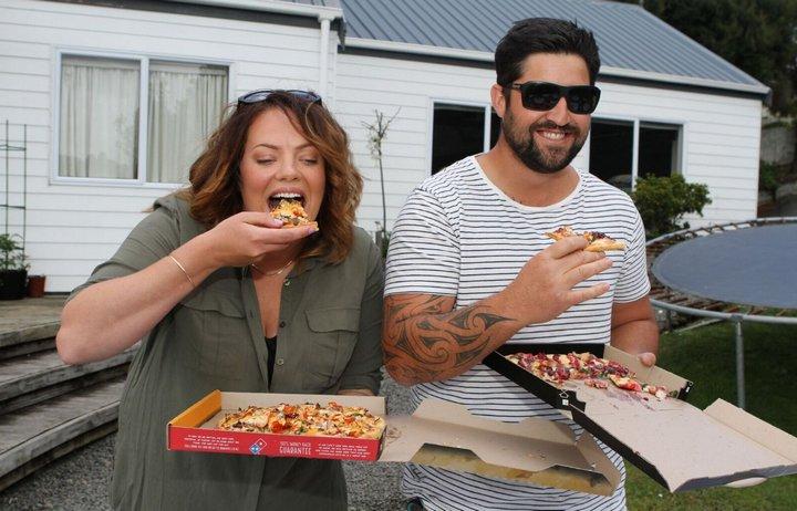 Domino's Pizza comenzó las pruebas de entrega de pizzas vía drone