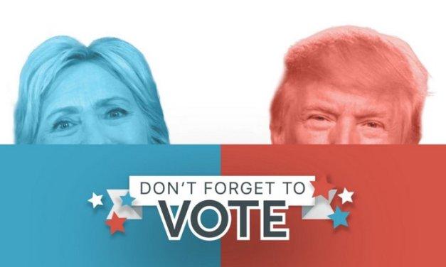 Periscope anuncia máscaras de Hillary Clinton y Donald Trump