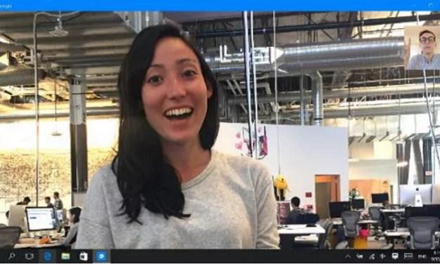Facebook Messenger para Windows 10 ahora con llamadas de voz y vídeo