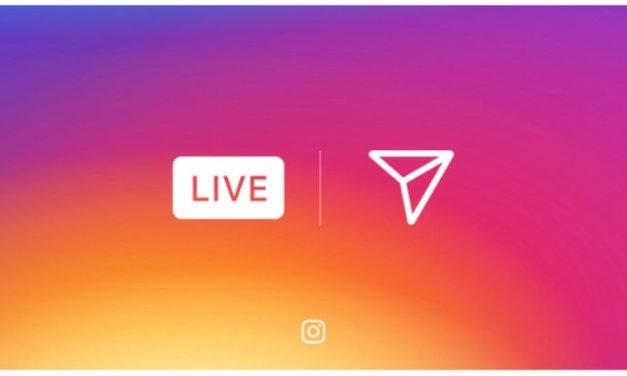 Finalmente Instagram anuncia Live Video, aunque no como pensábamos