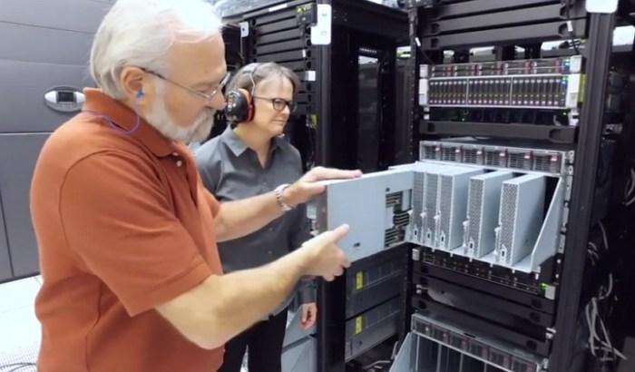 HPE The Machine - Arquitectura de Computación basada en Memoria
