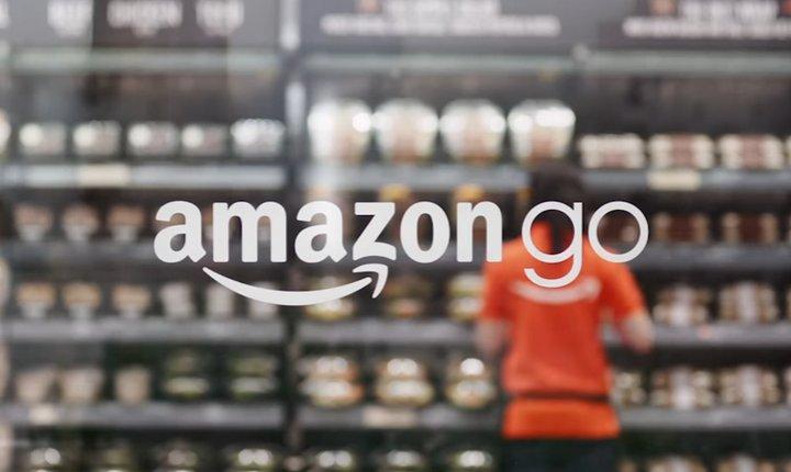 Amazon Go es una nueva tienda física de comida donde no existen cajas para pagar