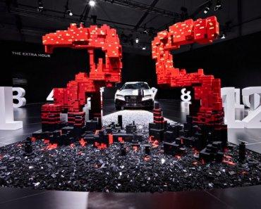 Audi LEGO - Vehículos Autónomos