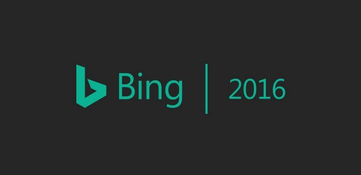 Bing 2016