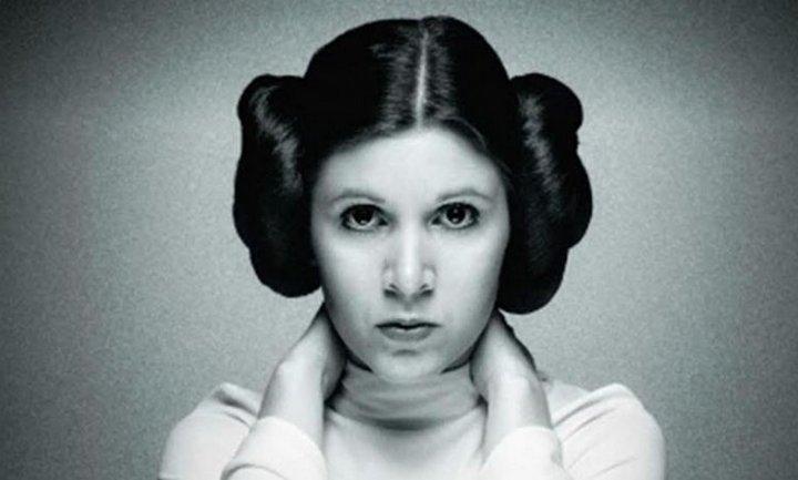 Falleció Carrie Fisher, la Princesa Leia de Star Wars