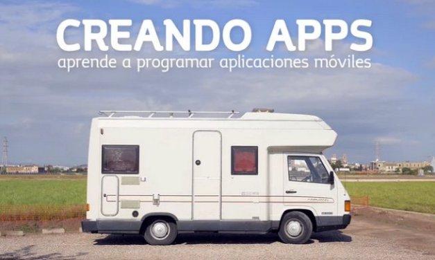 Curso en línea sin costo para aprender a desarrollar aplicaciones móviles