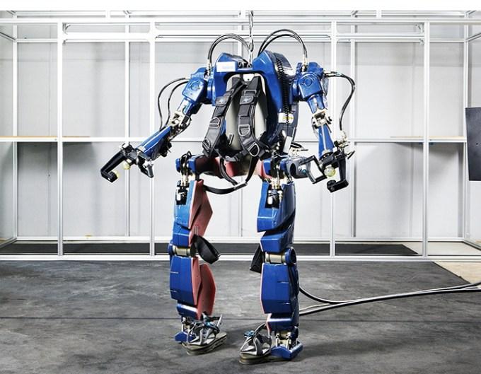 Hyundai Exoesqueleton