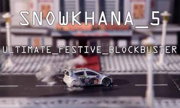 Ford presentó el vídeo navideño Snowkhana 5 y es alucinante, un stop motion con LEGO, referencias a películas y más