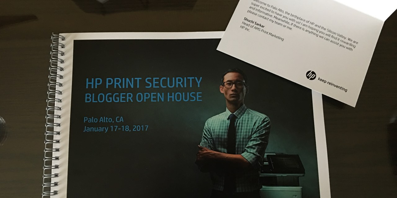 Conozcamos la vision de HP para la seguridad en la impresión #ReinventSecurity