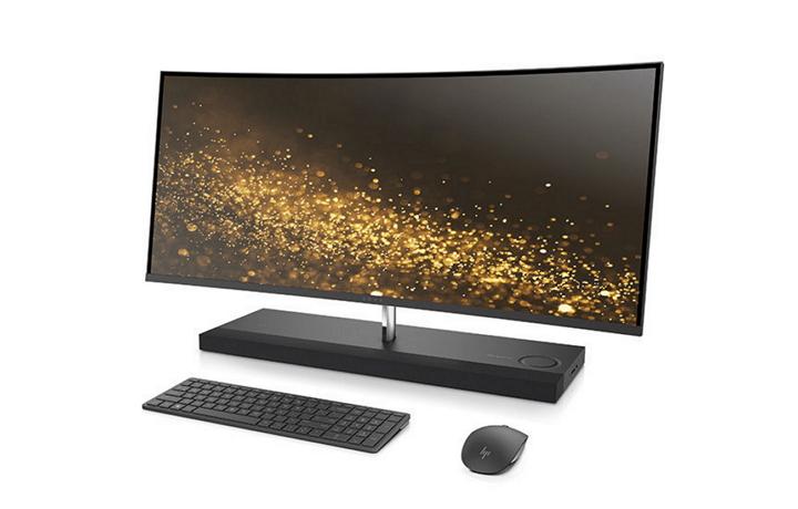HP Envy Curved AIO 34, una nueva y atractiva PC todo en uno #CES2017