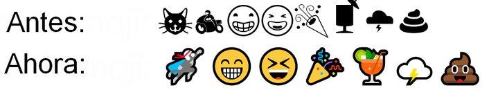 Microsoft Edge Emoji