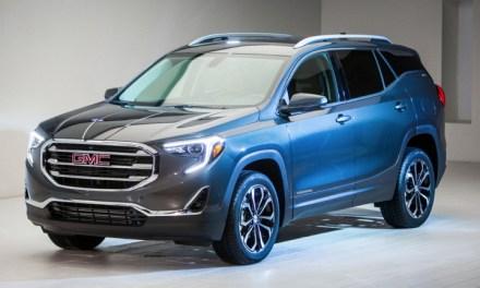 Presentan la nueva SUV compacta GMC Terrain 2018