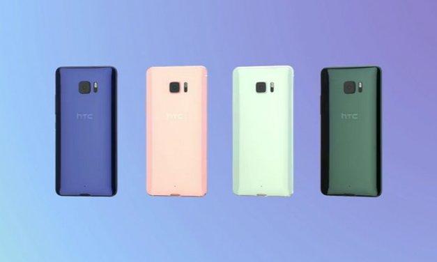 HTC anuncia dos nuevos terminales: HTC U Ultra y HTC U Play con Android 7.0