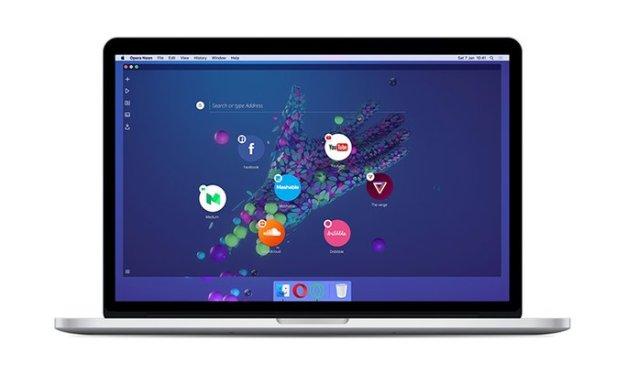 Opera lanza concepto del navegador del futuro: Opera Neon. Simple, útil y por sobre todo rápido