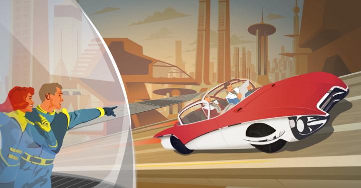 Goodyear - Vehículos Autónomos
