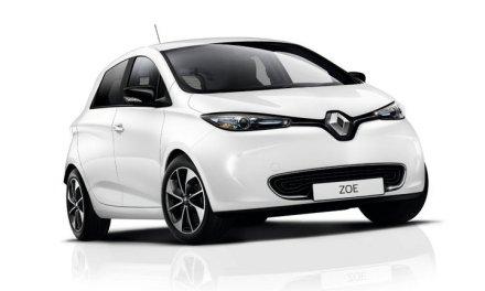 El nuevo Renault Zoe 2017 ofrece una autonomía de hasta 300 km de uso real gracias a su nueva batería Z.E. 40