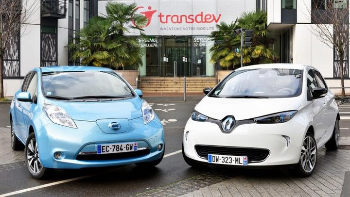 Renault-Nissan y Transdev desarrollarán un sistema de flota de vehículos autónomos de transporte público