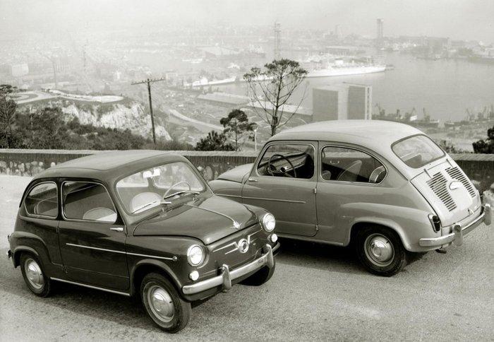 SEAT celebrará el 60 aniversario del debut del Seat 600 en España