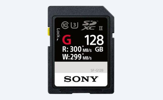 Tarjeta de Memoria SD Sony
