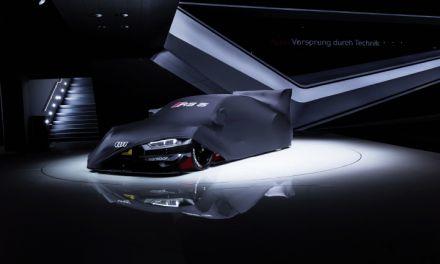 Presentan la versión de competición del Audi RS 5 Coupé – Aquí todas las imágenes!