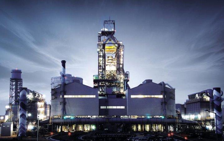 Hyundai - Fábrica de Acero