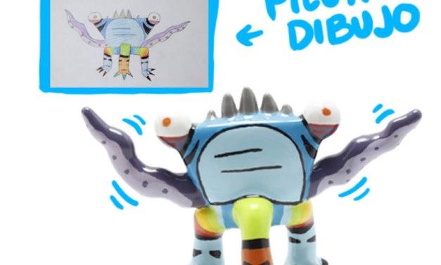 MOYUPI: Recuerdos de la infancia en 3D  #3DPrinting