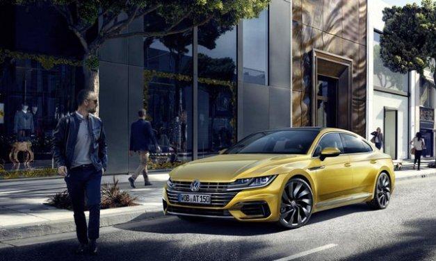 Anuncian el nuevo Gran Turismo de 5 puertas Volkswagen Arteon [Imágenes]