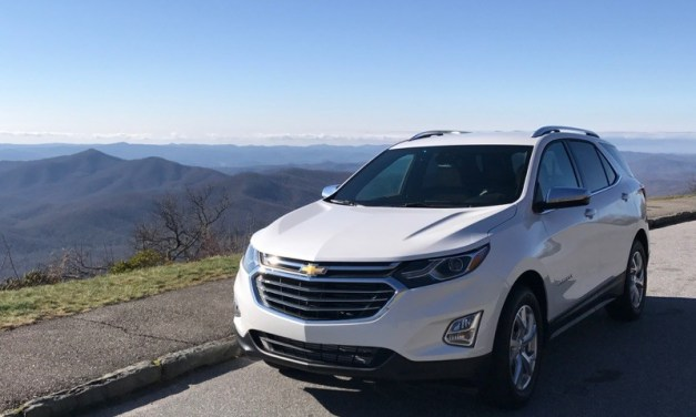 Probamos el nuevo Chevrolet Equinox 2018, un vehículo cómodo, seguro y conectado