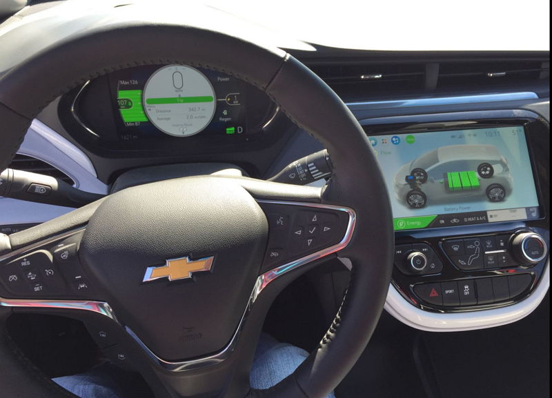 Chevrolet Bolt EV 2017 - FindNewRoads