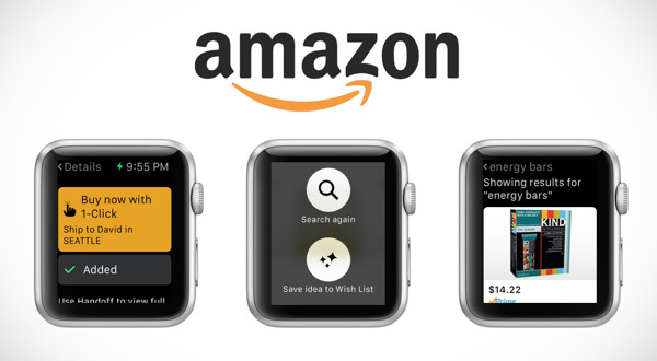 Amazon Apple Watch