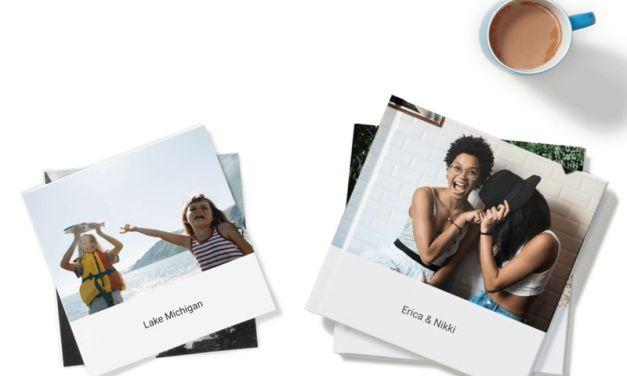 Los álbumes impresos de Google Photos ya se pueden crear en iOS y Android