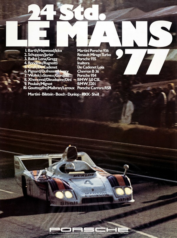 Porsche - 24 Horas de Le Mans