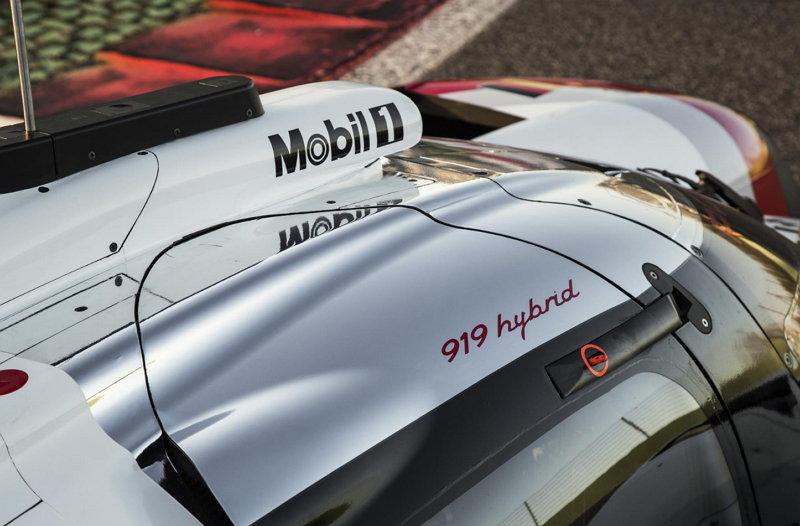 Porsche 919 Híbrido