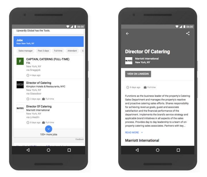 Google - Búsqueda de Empleo