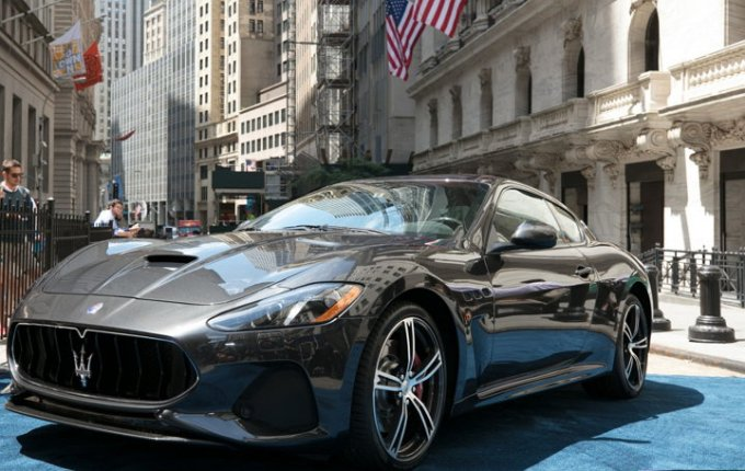 Maserati GranTurismo MY 2018