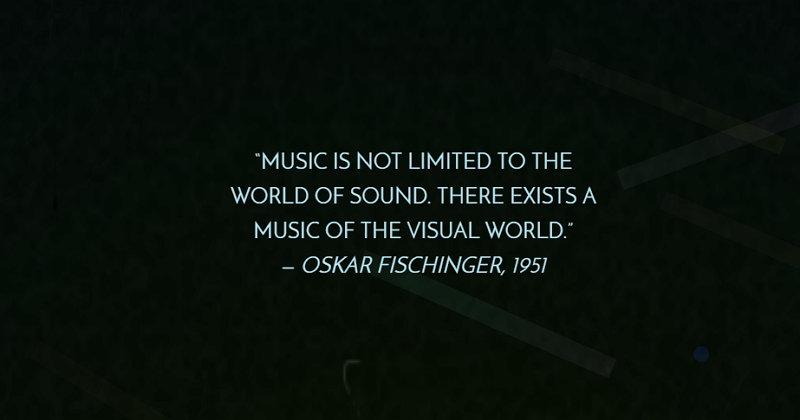 Google Doodle - Oskar Fischinger