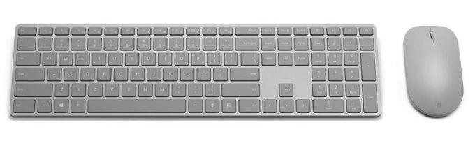 Microsoft Modern Keyboard with Fingerprint ID