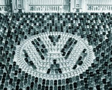 Volkswagen - 1955 - Celebración 1 millón de Beetles