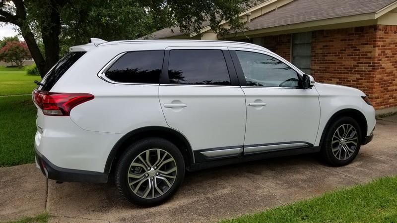 2017 Mitsubishi Outlander SEL