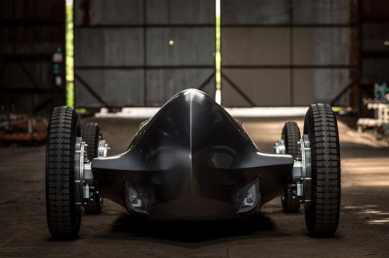 Infiniti - Prototipo de Automóvil