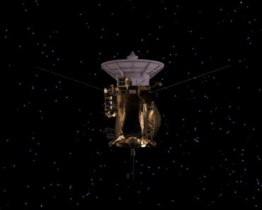 NASA - Sonda Espacial Cassini