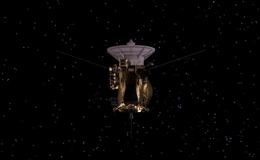 NASA - Sonda Espacial Cassini - Lo más leído