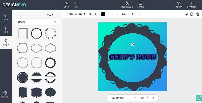 Logo - DesignEvo
