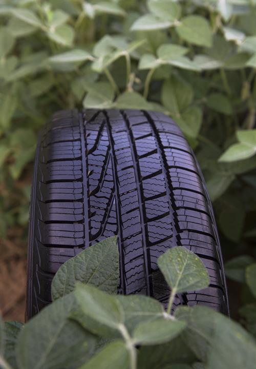 Goodyear - Neumáticos con Caucho a Base de Aceite de Soja