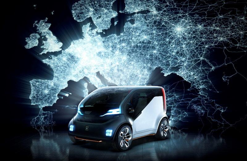 Honda NeuV - Vehículo Eléctrico