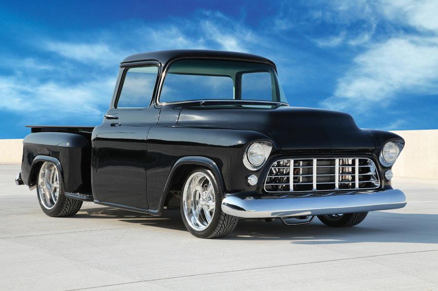 Camioneta Personalizada Chevrolet 3100 1959