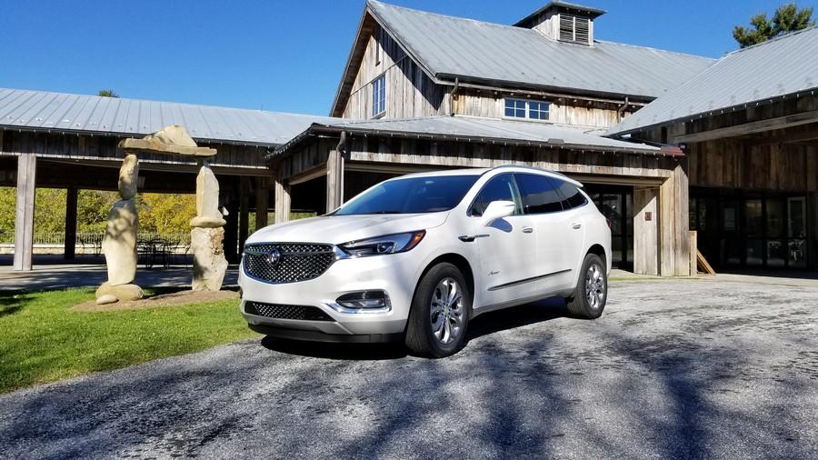 Buick Enclave 2018 - Lo más leído
