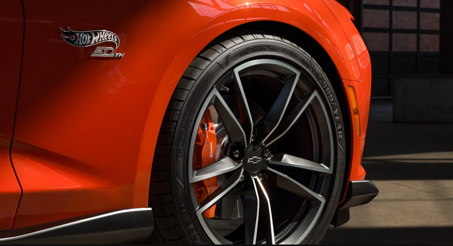Camaro Hot Wheels 2018
