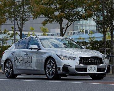 Nissan Propilot - Conducción Autónoma - Infiniti Q50